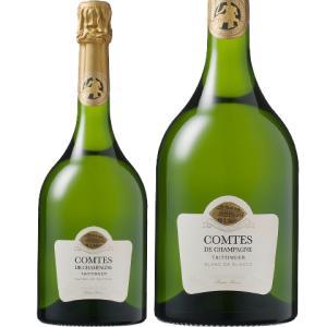 シャンパン フランス シャンパーニュ テタンジェ コント ド シャンパーニュ ブラン ド ブラン 2...