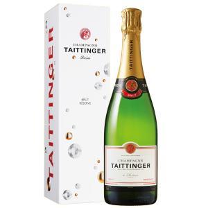 シャンパン フランス シャンパーニュ テタンジェ ブリュット レゼルブ 正規 箱付 750ml ch...