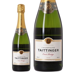 シャンパン フランス シャンパーニュ テタンジェ ブリュット キュヴェ プレステージ 並行 750m...