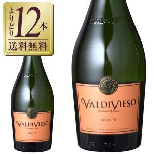 スパークリングワイン チリ バルディビエソ ブリュット 750ml sparkling wine|e-felicity