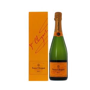 シャンパン フランス ヴーヴ クリコ ポンサルダン(ヴーヴクリコ)(ブーブクリコ) イエローラベル ...