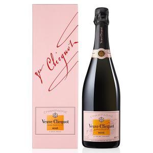 シャンパン フランス シャンパーニュ ヴーヴ クリコ ロゼ ローズラベル(ヴーヴ クリコ ローズラベル ロゼ ブリュット) 並行 箱付 750ml champagne|酒類の総合専門店 フェリシティー