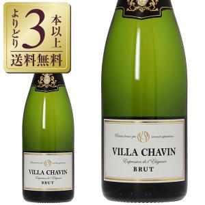 スパークリングワイン フランス ヴィラ シャヴァン (ヴィラ シャバン) ヴァンムスー ブリュット 750ml sparkling wine|e-felicity