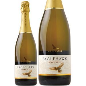 スパークリングワイン オーストラリア ウルフ ブラス イーグルホーク キュヴェ ブリュット 正規 750ml sparkling wine|e-felicity