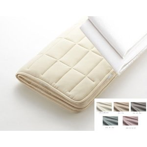 日本ベッド セミダブル デラックスリフレカ 羊毛ウールベッドパッド メーキングセット|e-flat