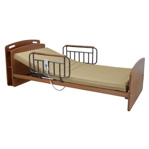 アンネルベッド CYセラピアCT 2モーター キャビネット棚付 シングル 電動ベッド 電動リクライニング 手すり付き 介護 フラット e-flat
