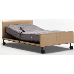 グランマックスGX-02F 2M 2モーター セミダブル フランスベッド天然木高級電動リクライニングベッド e-flat