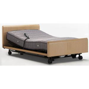 グランマックスGX-02F 3M 3モーター シングル フランスベッド天然木高級電動リクライニングベッド e-flat