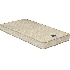 フランスベッド ZT-W025 セミダブル ゼルトスプリングマットレス 硬め ハード 高密度連続スプリング 日本製寝具 e-flat