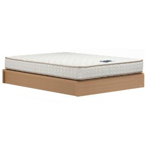 フランスベッド ネクストランディFF クイーン ノーマルタイプ シンプルヘッドレス 日本製 マットレス付|e-flat