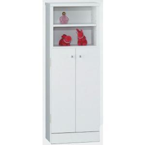 サニタリー2/Eタイプ省スペース/オープン棚付き/トイレ洗剤入れ/タワーボックス/開き戸/収納|e-flat