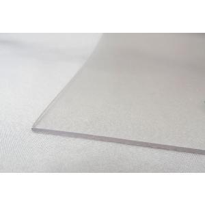 900×1350mmテーブルマット テーブルクロス PSマット ビニール デスクマット 透明2mm厚|e-flat
