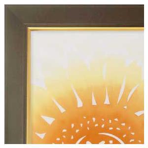 額縁 フレーム 送料無料 手ぬぐい額 No.3/ワイン 前面ガラス仕様 【オーダー品の為返品・交換不可】 e-frame