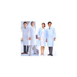 ドクターコート(メンズシングルコート)・白衣 WH10207|e-fukuyoshi