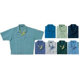 スペック ・素材:綿60% ポリエステル40% ・制電防止素材 ・左胸・左袖ペン差し ・動きをサポー...