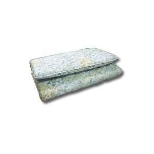 アレルギー用三層固敷ふとん /シングル e-futon