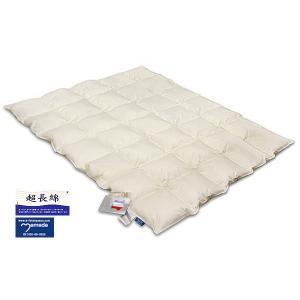 ダウンベッドパッド スノーホワイト /ワイドダブル e-futon