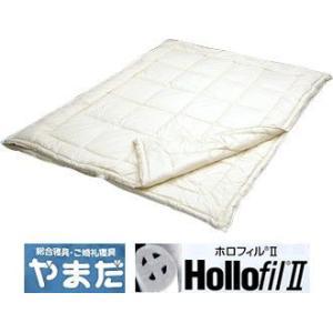ホロフィルII綿デュエット掛ふとん (ベビー)|e-futon