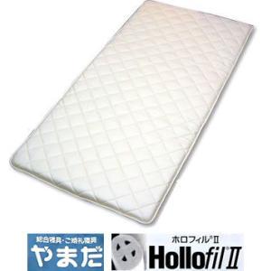 ダクロンホロフィル綿3層固敷ふとん (シングル)|e-futon