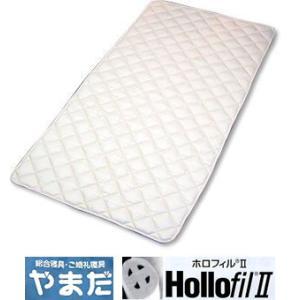 ダクロンホロフィル綿ベットパット (セミダブル)|e-futon