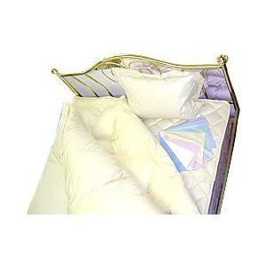 パルス・ウクライナシルバーグース90 羽毛5点セット /ダブルサイズ|e-futon