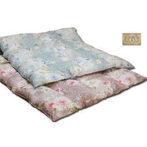 羽毛掛けふとん・ポーランド産マザーダックダウン CH8501/シングル|e-futon