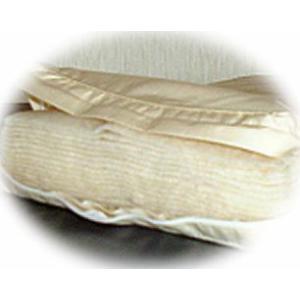 多層式健康パッド ウール15層式 (シングルロング) e-futon