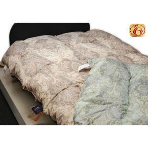 羽毛掛けふとん ホワイトダウン85% 1.3kg入 /シングル|e-futon