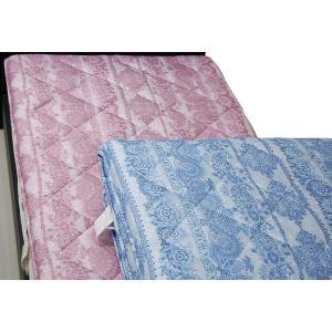 西川の固わた入り合繊三層式敷ふとん 4G7995#400 /シングルSL e-futon