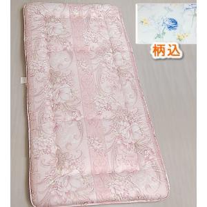 西川の合繊敷ふとん /シングルサイズ #柄込 e-futon
