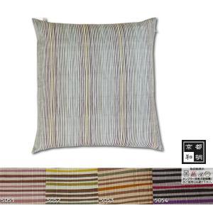 e-ふとん屋さん 和柄・色縞 長座布団カバー /60×110|e-futon