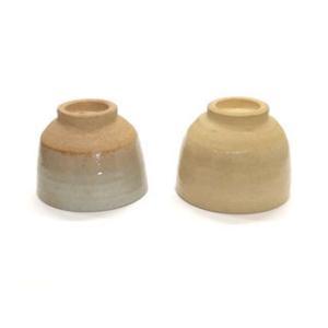 この粘土の粒子の細かさや粘性は、手びねり粘土に求められる条件を満たし、非常に使いやすくできています。...