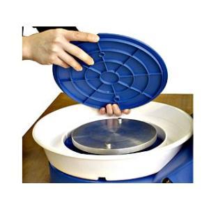 陶芸用品/RK-5T型用 樹脂製亀板 2枚セット
