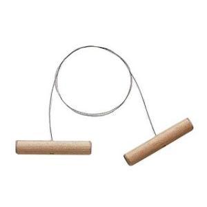 陶芸用品/切り針金 棒付ステンレス線|e-gazai-tougei
