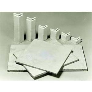 陶芸窯用棚板(カーボン) 半丸型 径530mm 2枚組|e-gazai-tougei