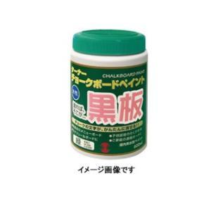 チョークボードペイント ブラック600ml|e-gazai-tougei