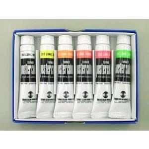 蛍光色 11ml  6色セット  ターナー・ポスターカラー|e-gazai-tougei