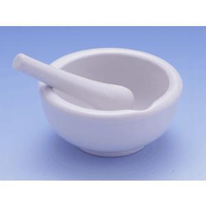 乳鉢 乳棒付 15cm|e-gazai-tougei