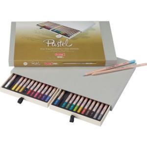 デザインパステル鉛筆はパステルを芯にした、バランスの良い配色の色鉛筆で、可能な限り最高の品質を求める...