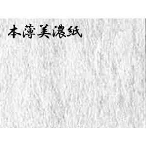 薄みの紙  ドーサ引き 5枚巻 57×95cm|e-gazai-tougei