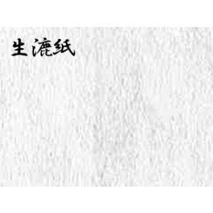 生漉紙(きずきし)  ドーサ引き 5枚巻 57×95cm|e-gazai-tougei