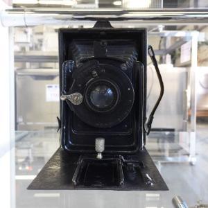 アンティークカメラ ERNEMANN - 中古