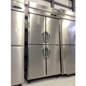 タテ型冷凍冷蔵庫 福島 URN-092PM6 中古|e-gekiyasu