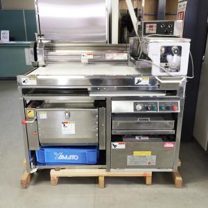 製麺機 真打 大和製作所 S1284AS 650 中古|e-gekiyasu