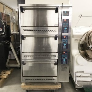 立体炊飯器 タニコー TGRC-3ST 中古|e-gekiyasu