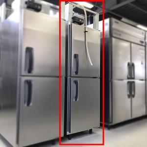 タテ型冷凍庫(上カバーなし) パナソニック SRF-K683 中古|e-gekiyasu