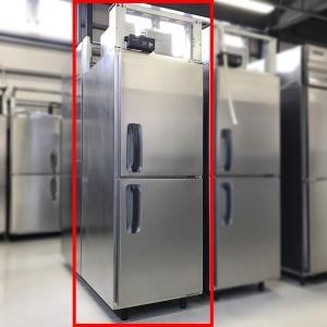 タテ型冷蔵庫(上カバーなし) パナソニック SRR-K681 中古|e-gekiyasu