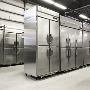 タテ型冷凍冷蔵庫 福島工業 URN-092PM6 中古|e-gekiyasu