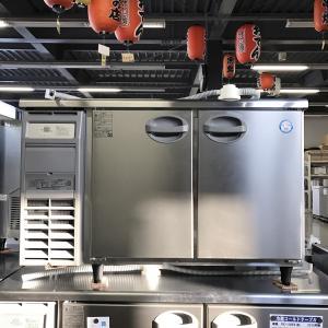 冷蔵コールドテーブル 福島工業 YRC-120RE2 (改) 中古|e-gekiyasu