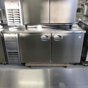 冷蔵コールドテーブル 福島工業 YRC-150RE2 (改) 中古|e-gekiyasu